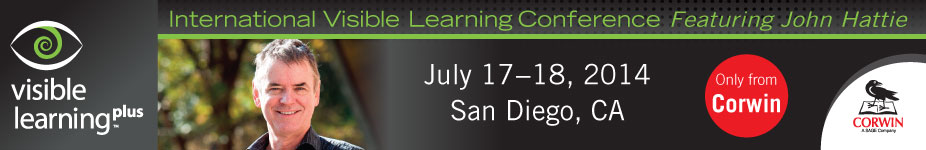 2nd Annual International Visible Learning Conference