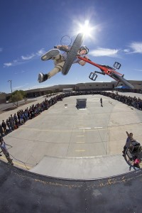 The Skatepark Mathematics Extravaganza