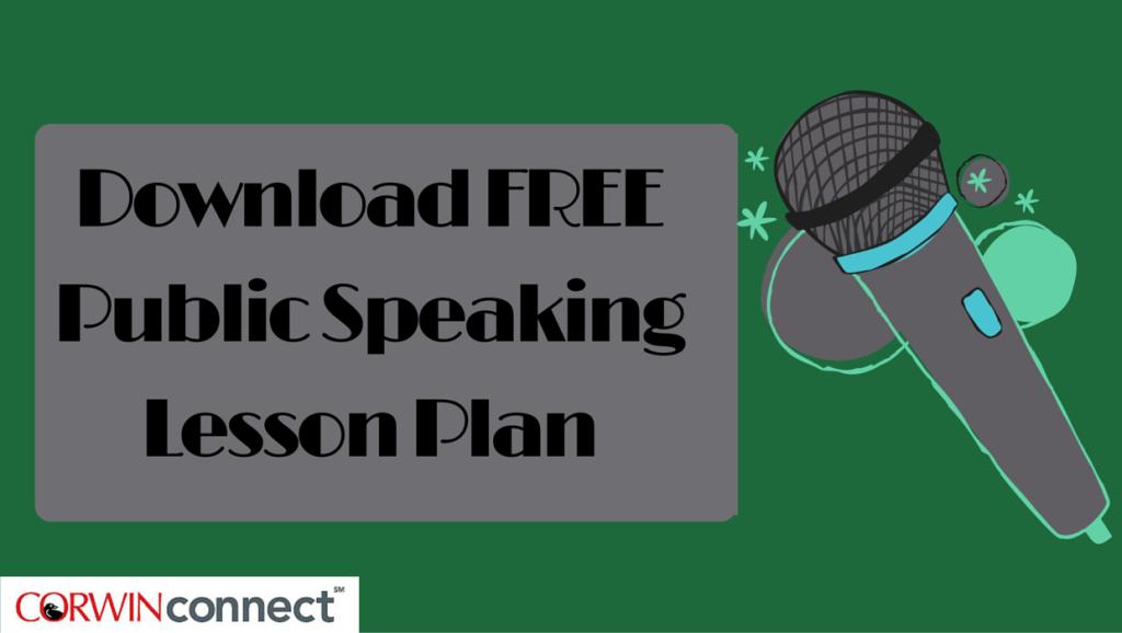 Public Speaking Lesson Plan (1)