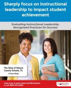 Evaluating Instructional Leadership — Volusia Case Study